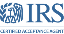 IRS-Certified-Acceptance-Agent-Logo